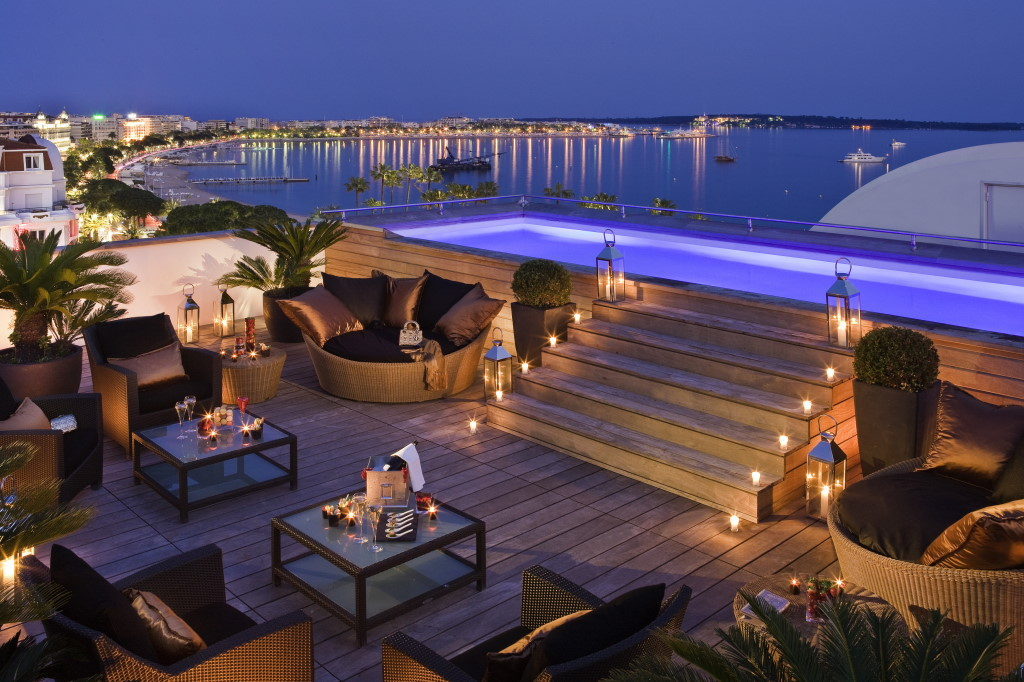 2018 Venue Hotel Barriere Le Majestic Cannes