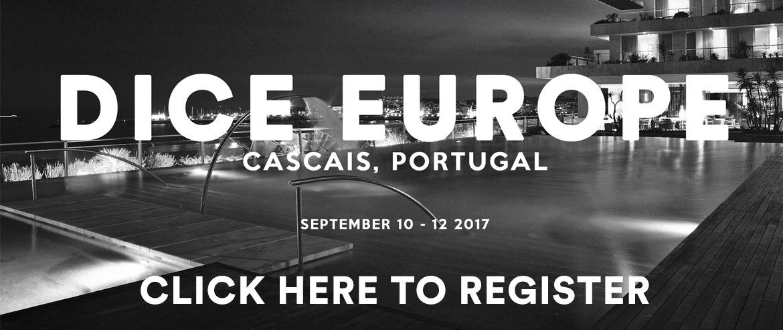 D.I.C.E. Europe Registration