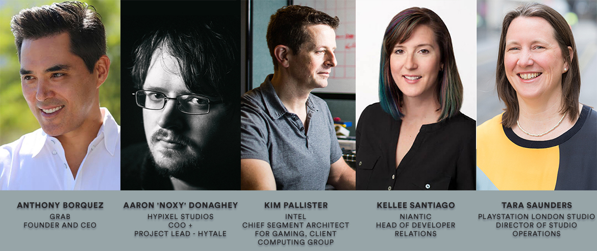 New Speakers and Roundtable Leaders Announced