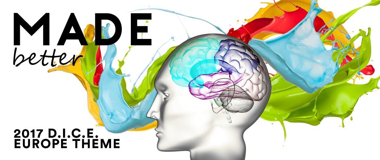 2017 D.I.C.E. Europe Theme - Made Better