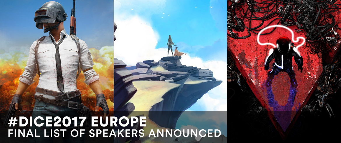 Final Speakers Announced