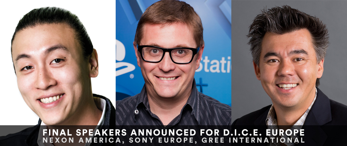 Final speakers announced for D.I.C.E. Europe 2014
